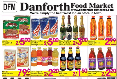 Danforth Food Market Flyer May 7 to 13