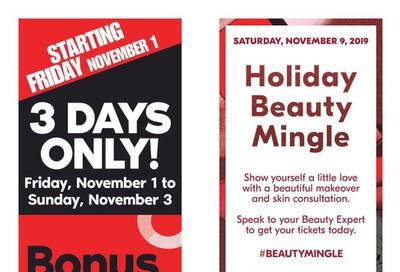 Shoppers Drug Mart (West) Flyer November 2 to 8