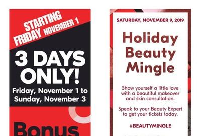 Shoppers Drug Mart (Atlantic) Flyer November 2 to 8