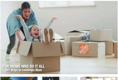 The Home Depot Weekly Ad & Flyer May 7 to 10