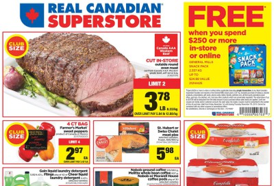 Real Canadian Superstore (West) Flyer November 1 to 7