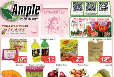 Ample Food Market Flyer May 8 to 14