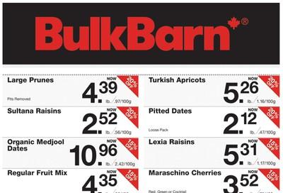 Bulk Barn Flyer October 31 to November 6