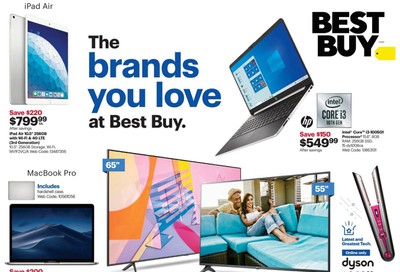 Best Buy Flyer May 8 to 14