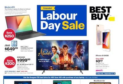Best Buy Flyer September 6 to 12