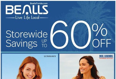 Bealls Florida Weekly Ad & Flyer May 10 to 16