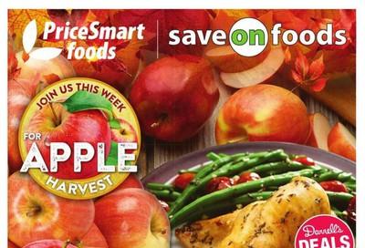 PriceSmart Foods Flyer October 31 to November 6