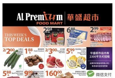 Al Premium Food Mart (McCowan) Flyer October 31 to November 6