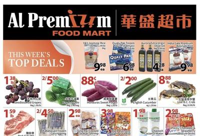 Al Premium Food Mart (Eglinton Ave.) Flyer October 31 to November 6