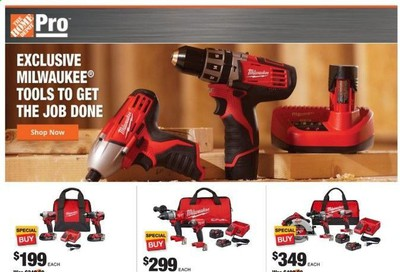 The Home Depot Weekly Ad & Flyer May 11 to 18