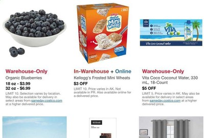 Costco Weekly Ad & Flyer May 1 to 31