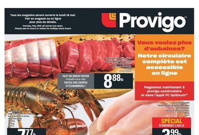Provigo Flyer May 14 to 20