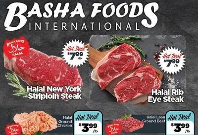 Basha Foods International Flyer May 11 to 21