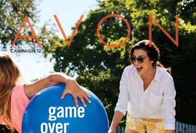Avon Weekly Ad & Flyer May 12 to 25
