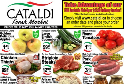 Cataldi Fresh Market Flyer May 13 to 19
