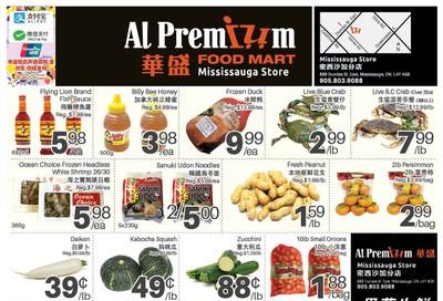 Al Premium Food Mart (Mississauga) Flyer November 1 to 7