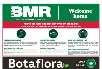 BMR Flyer May 13 to 19