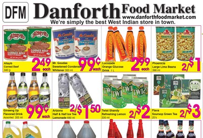 Danforth Food Market Flyer May 14 to 20