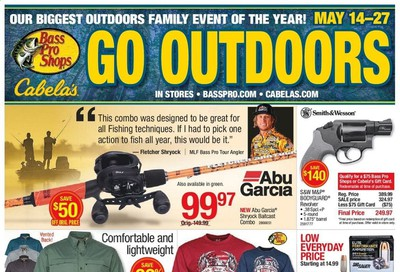 Bass Pro Shops Weekly Ad & Flyer May 14 to 27