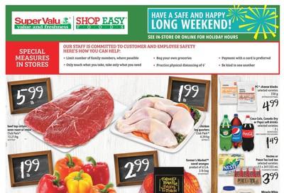 Shop Easy & SuperValu Flyer May 15 to 21