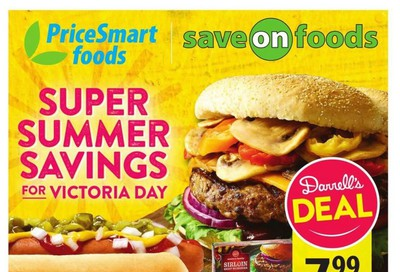 PriceSmart Foods Flyer May 14 to 20