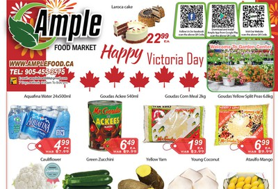 Ample Food Market Flyer May 15 to 21