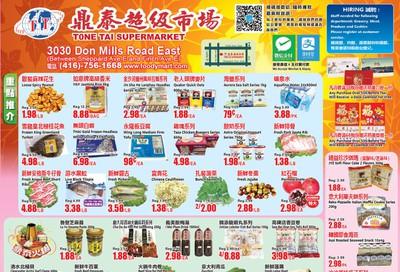 Tone Tai Supermarket Flyer November 1 to 7