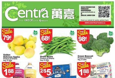 Centra Foods (North York) Flyer September 6 to 12