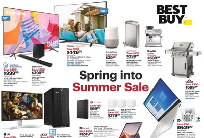 Best Buy Flyer May 15 to 21