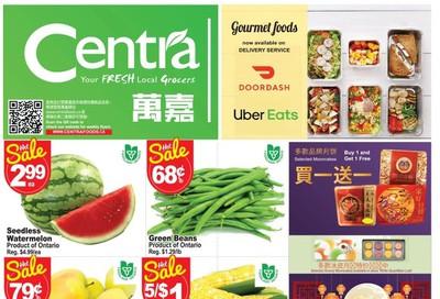 Centra Foods (Barrie) Flyer September 6 to 12
