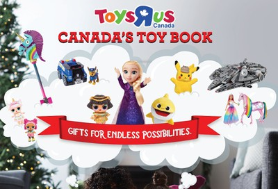 Toys R Us Canada's Toy Book November 1 to 20