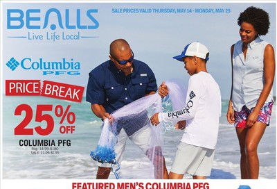 Bealls Florida Weekly Ad & Flyer May 14 to 25