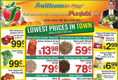 Fruiticana (Edmonton) Flyer September 6 to 12