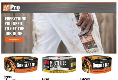 The Home Depot Weekly Ad & Flyer May 18 to 25