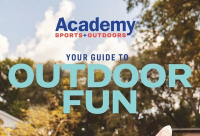 Academy Sports Weekly Ad & Flyer May 18 to June 14