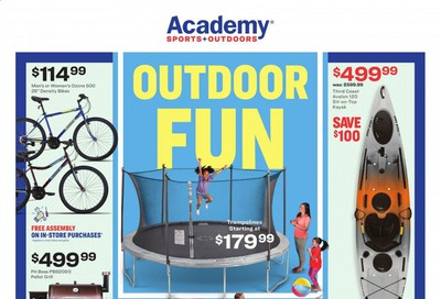 Academy Sports Weekly Ad & Flyer May 18 to 25