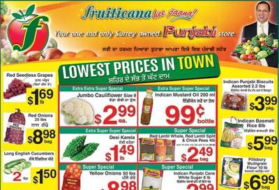Fruiticana (BC) Flyer November 1 to 6