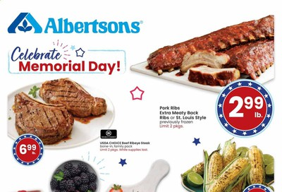 Albertsons Weekly Ad & Flyer May 20 to 26