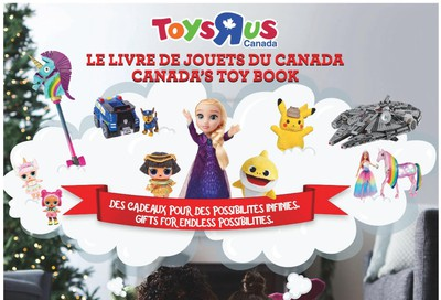 Toys R Us (QC) Toy Catalogue November 1 to 20