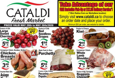 Cataldi Fresh Market Flyer May 20 to 26