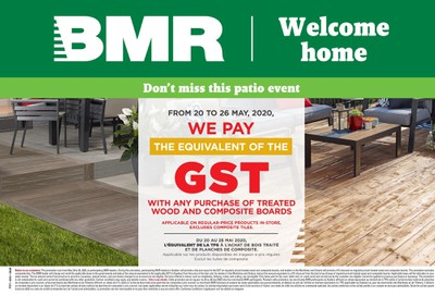 BMR Flyer May 20 to 26
