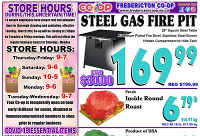 Fredericton Co-op Flyer May 21 to 27