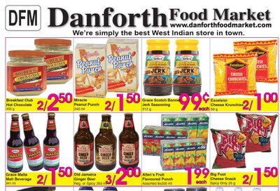 Danforth Food Market Flyer May 21 to 27