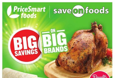 PriceSmart Foods Flyer May 21 to 27