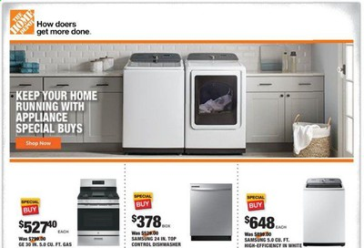 The Home Depot Weekly Ad & Flyer May 21 to 28