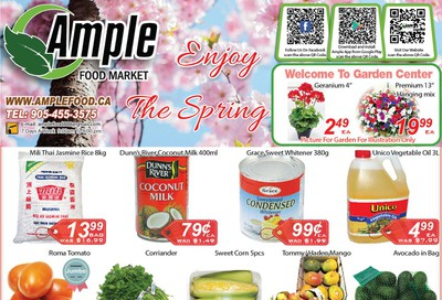 Ample Food Market Flyer May 22 to 28