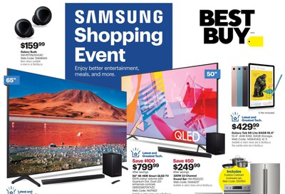 Best Buy Flyer May 22 to 28