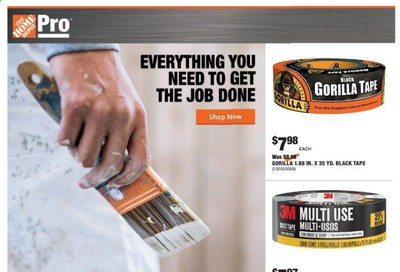 The Home Depot Weekly Ad & Flyer May 25 to June 1