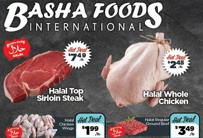 Basha Foods International Flyer May 28 to June 10