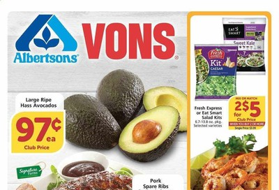 Albertsons Weekly Ad & Flyer May 27 to June 2